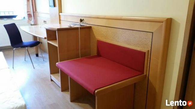 Wyposażenie Meble Hotelowe 2os 4 Używane Biurka Ostromice