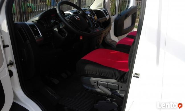Fiat Ducato L4H2 Salon Polska I właściciel