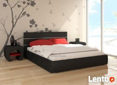Łóżko tapicerowane LEONI 160/200
