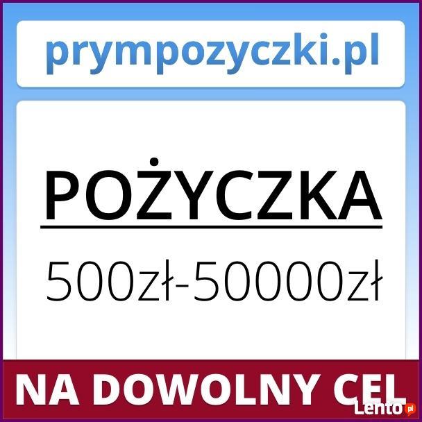 Pożyczka od ręki - do 20 000zł - PRYMpożyczki - Niski %
