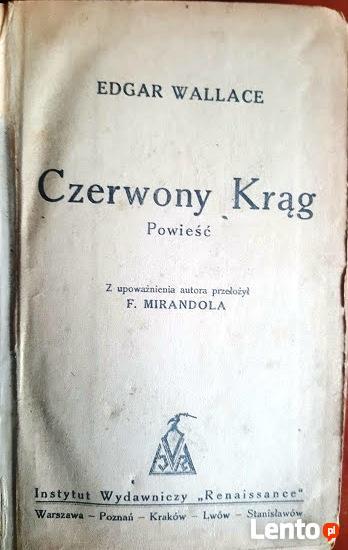 Stare wydanie,Czerwony Krąg
