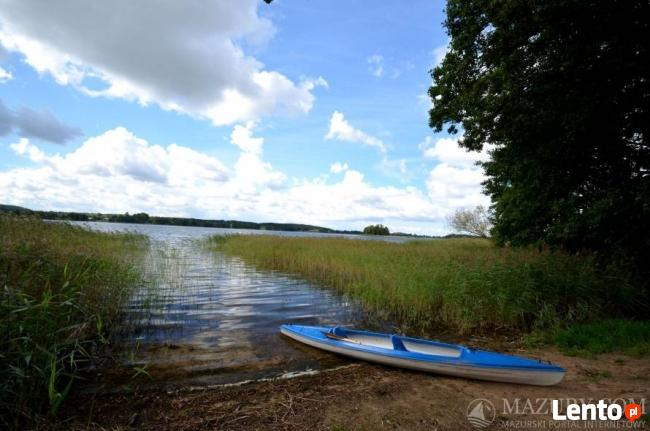 Całoroczne Domy na Mazurach - wypoczynek nad jeziorem ze SPA
