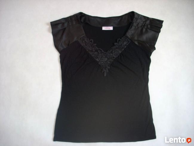 ORSAY piękna bluzeczka Satynowy Haft 38 M