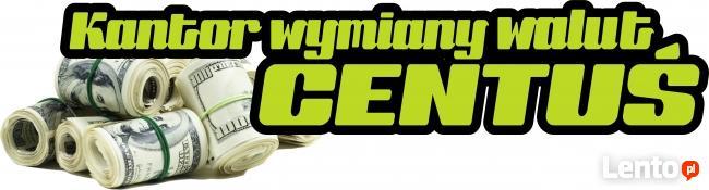 Kantor Centuś - Nowy Sącz - wymiana walut