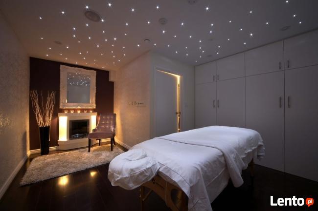 Studio masażu min. 500zł/dzień, masażystka