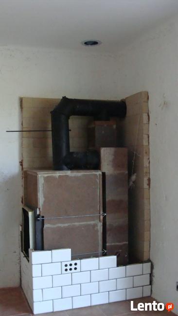 kominek 3 generacji piec kaflowy akumulacyjny ciepły kominek