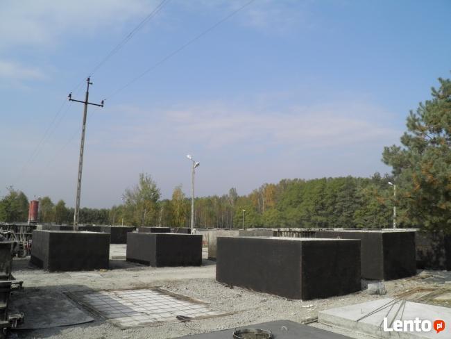 Producent szamb szamba betonowe szambo zbiorniki na ścieki