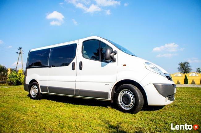 Bus 9 osobowy do wynajęcia, wypożyczalnia, wynajem busów