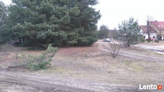Działka w Ostrowinie