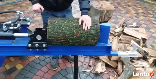 Łuparka do drewna -wypożyczalnia, wynajem narzędzi Kozienice