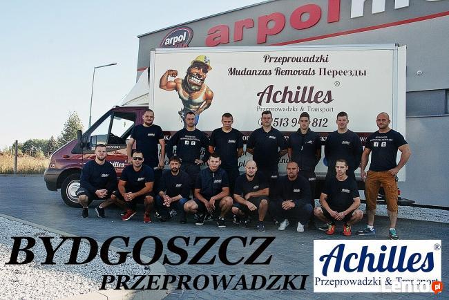 Achilles Przeprowadzki Bydgoszcz