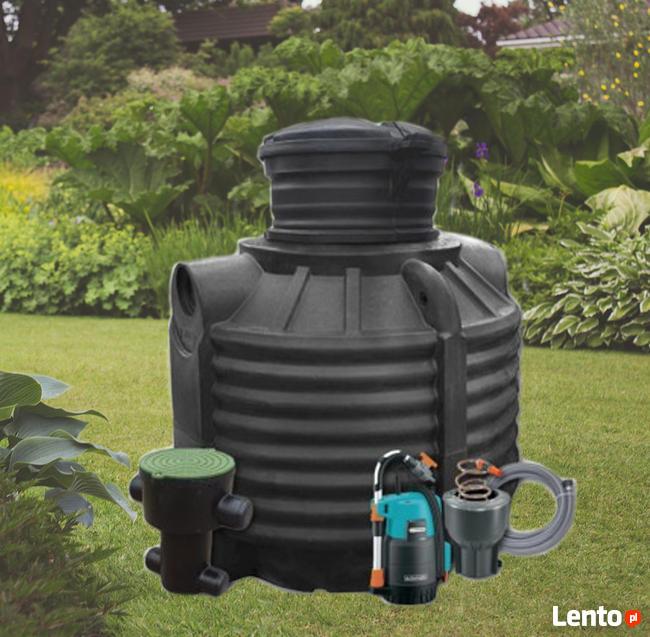 System ogrodowy Gama Rain JET - Pojemność od 1000 do 3000