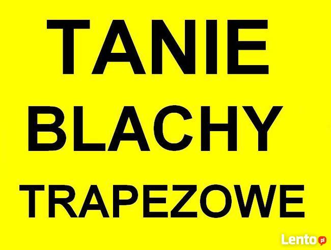 Tanie Blachy Krosno-Rzeszów