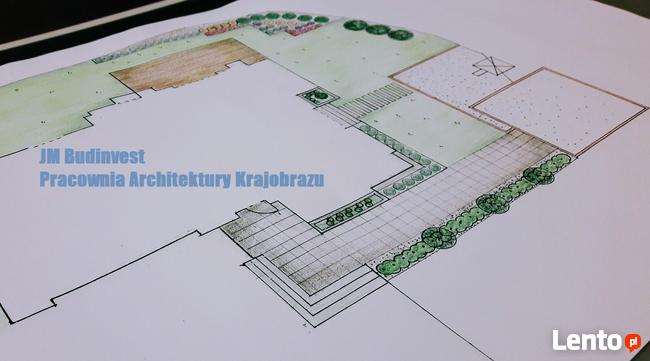 Projektowanie ogrodów .