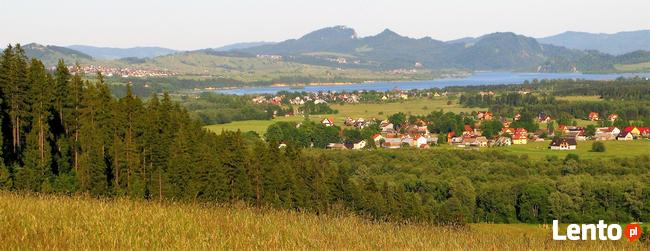 Działka z panoramicznym widokiem-Podhale-Łopuszna.