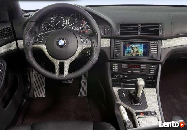 BMW e39 wersja AC 325i + GAZ