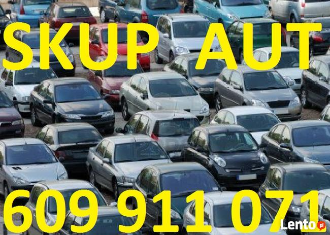 Skup Aut t.609911071 Kartuzy okolice kupię każde auto złom