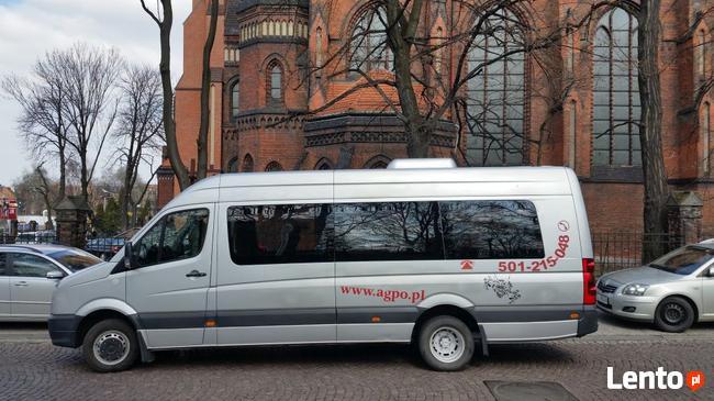 Bus na wesele Katowice przewóz gości weselnych Sosnowiec