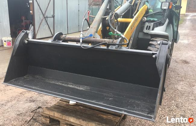 PRODUCENT - Łyżki ładowarkowe 4W1 - OTWIERANE