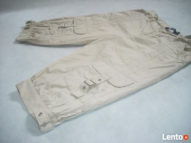 Original Marines Spodnie Rybaczki Bojówki 34 36