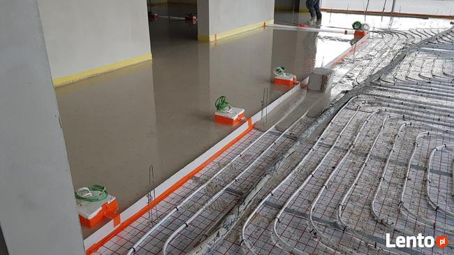 Posadzki anhydrytowe idealne na ogrzewanie podłogowe