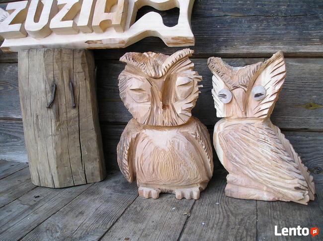 Donice z litego drewna