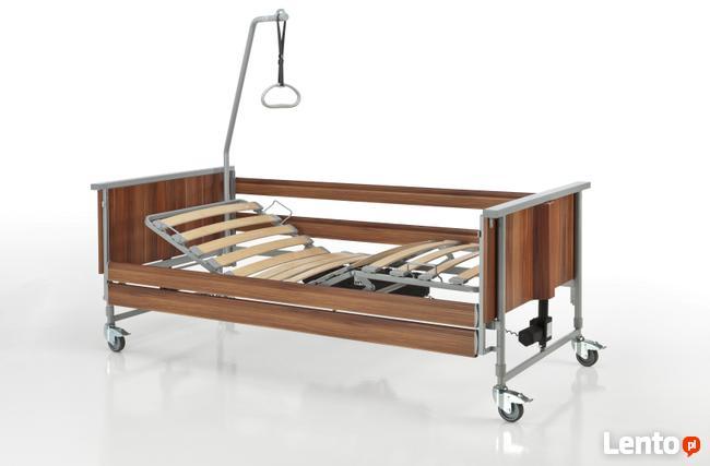 łóżko Rehabilitacyjne Ortopedyczne Elektryczne Wynajem