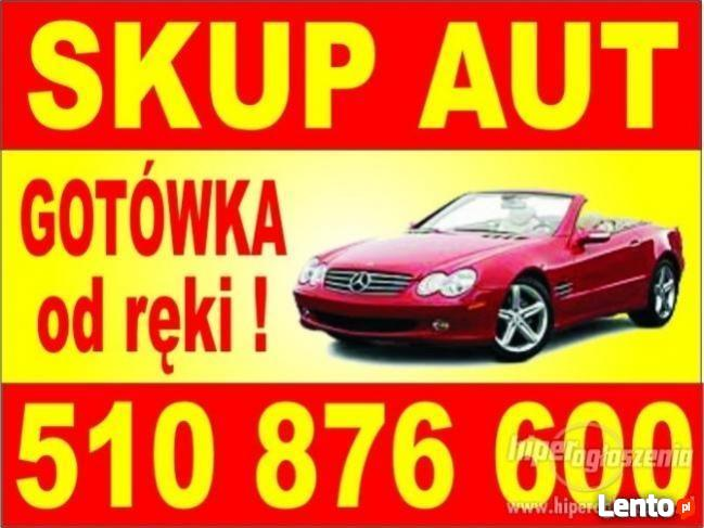 Skup aut Kartuzy Zukowo Przodkowo Koscierzyna 510876600