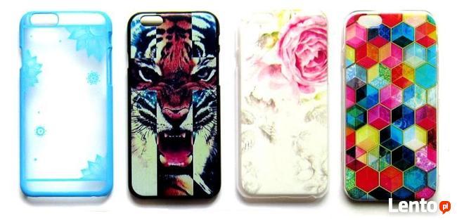 Designerski Cover, Etui, Case dla Iphone 6 6s Apple
