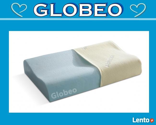 Globeo - Poduszka Ice - Zadbaj o lepszy Sen