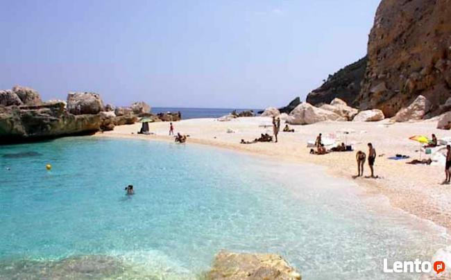 Obóz Młodzieżowy - Włochy - Sardynia - Kemping Sos Flores