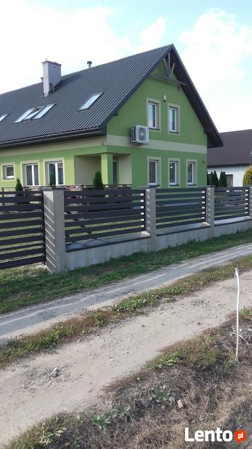 balustrady i ogrodzenia