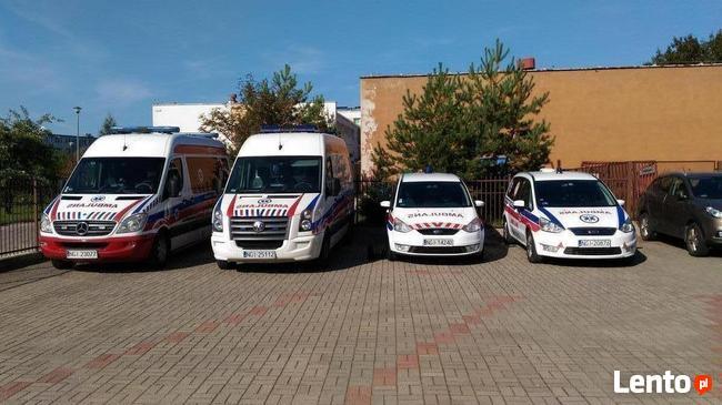 Prywatny Transport Medyczny - Giżycko,Ełk,Węgorzewo,Europa
