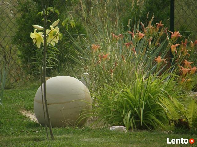 kule z kamienia, piaskowiec naturalny