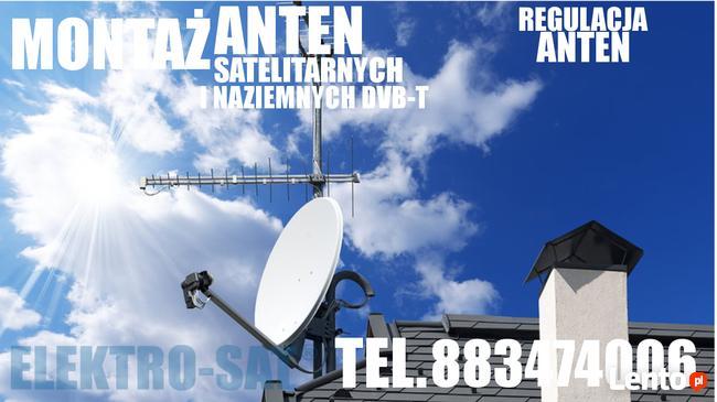 Pogotowie antenowe NR.1 na wybrzeżu , pracujemy cały