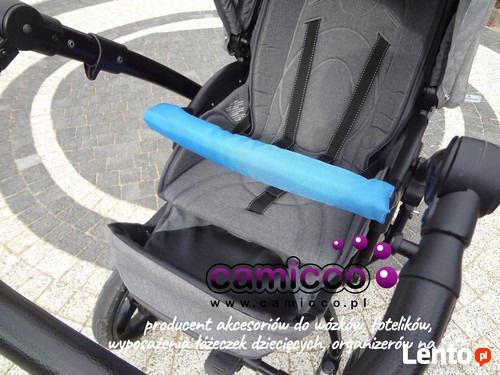 OCHRANIACZ nakładka na PAŁĄK barierka OSŁONKA do wózka fotel