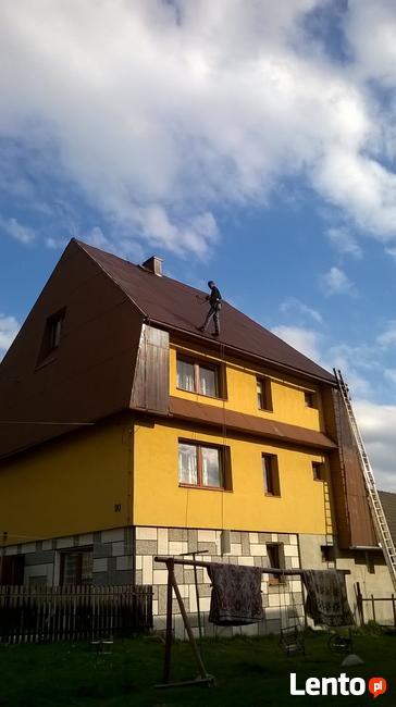 Malowanie dachów tel.518436245