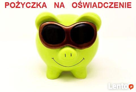Pożycz nawet 25 000 zł bez zaświadczeń o dochodach
