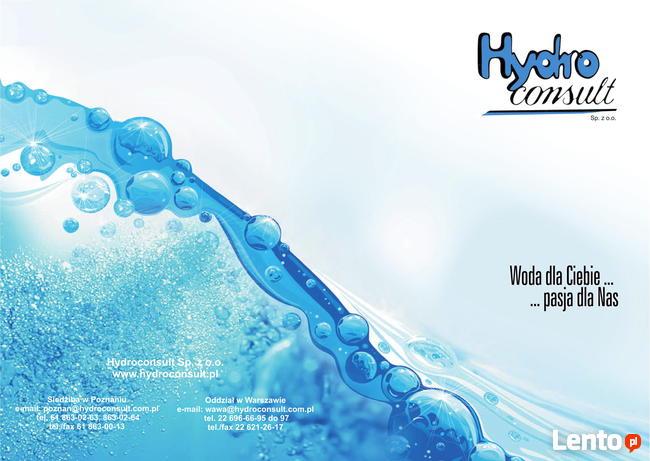 Szukanie wody wiercenie studni projekt dokumentacja operat