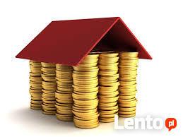 Pożyczamy pod zastaw nieruchomości bez BAZ oraz dochodu.