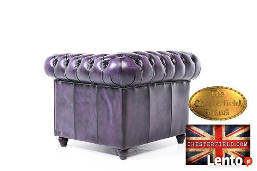 Cherstrefield sofa 1 os Brighton  FIOLET