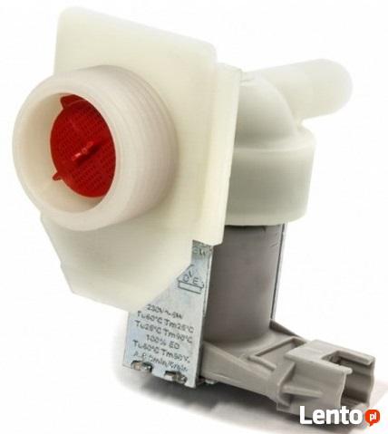 Nowy elektrozawór do pralki Bosch 428212 pojedynczy