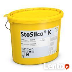 Tynk siliknowy STO Silco Tynk + PROJEKT ELEWACJI
