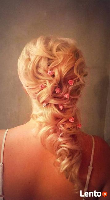 Wizaż ślubny,makijaż i fryzura!