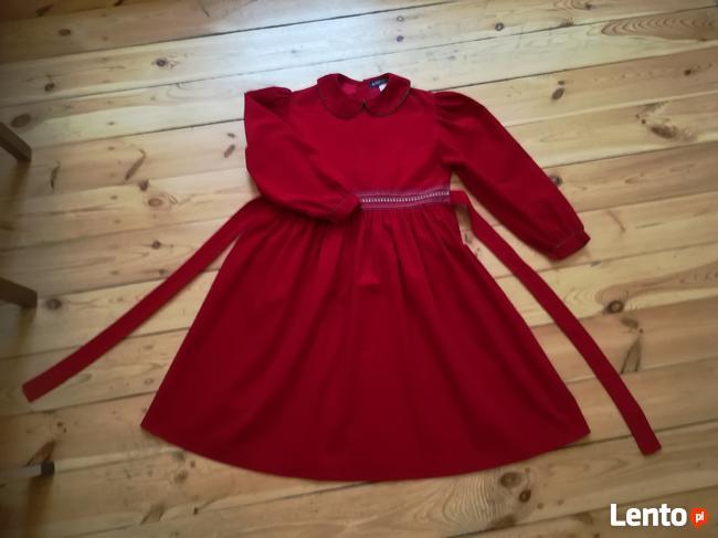 Sukienka Dziewczęca, Printemps. rozm 150,