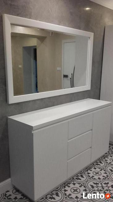 Lustro W Ramie Do Salonu łazienki Nowe Ruda śląska