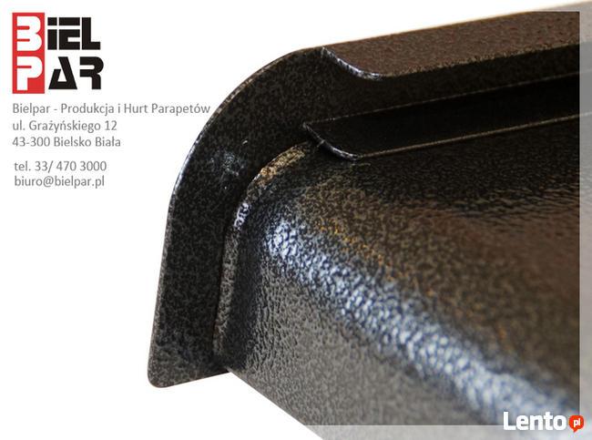 Parapety Aluminiowe i nie tylko