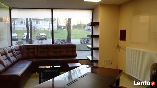 Lokal z monitoringiem na osiedlu przy szpitalu