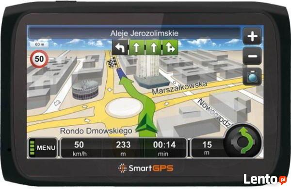 Wgrywanie map do nawigacji aktualizacja GPS iGO Primo Truck