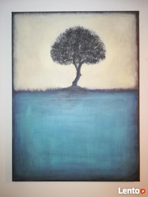Obraz ręcznie malowany 60x90